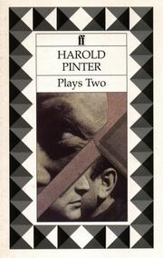 "Cover of: Plays : two: With an introduction ""Writing for myself"""