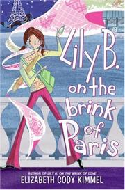 Cover of: Lily B. on the Brink of Paris (Lily B.)