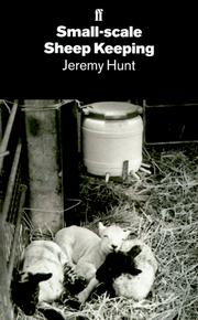 Cover of: Small-Scale Sheep-Keeping | Jeremy Hunt