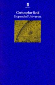 Cover of: Expanded Universes | Christopher Reid