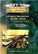 Cover of: Atlas historique du Quebec