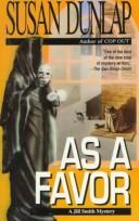 Cover of: As a favor: a mystery