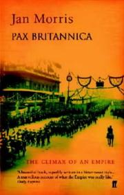 Cover of: Pax Britannica Climax of an Empire (Pax Britannica)