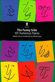 Cover of: The Funny Side (Faber Poetry)