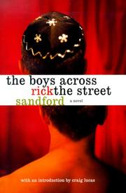 Cover of: The boys across the street