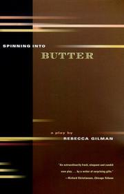 Cover of: Spinning into butter