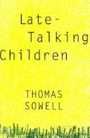 Cover of: Late-talking Children