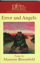 Cover of: Error and angels | Maureen Bloomfield