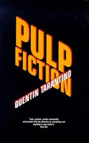 Cover of: Pulp Fiction (Faber Classic Screenplay)