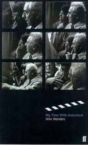 Cover of: My time with Antonioni