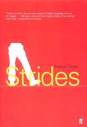 Cover of: Strides | Foster, Stephen
