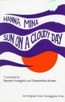 Cover of: Sun on a cloudy day
