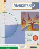 Cover of: MARKSTRAT3 | Jean-Claude LarreМЃcheМЃ