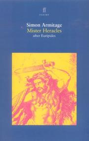 Cover of: Mister Heracles