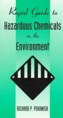 Cover of: Rapid guide to hazardous chemicals in the environment