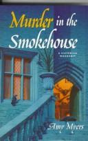 Cover of: Murder in the smokehouse