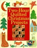 Cover of: Two-hour quilted Christmas projects | Cheri Saffiote