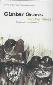 Cover of: Too Far Afield