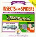 Cover of: Janice VanCleave's insects and spiders