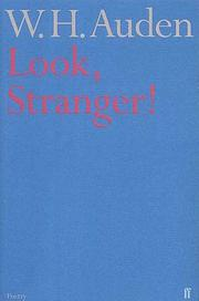 Cover of: Look, Stranger!