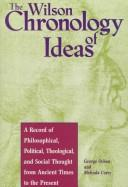 Cover of: The Wilson chronology of ideas
