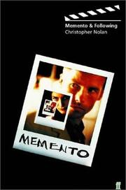 Cover of: Memento & Following