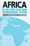 Cover of: Africa in the post-Cold War international system