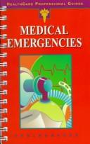 Cover of: Medical emergencies. |