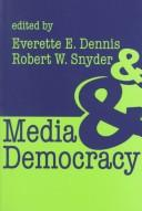 Cover of: Media & democracy
