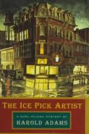 Cover of: The ice pick artist
