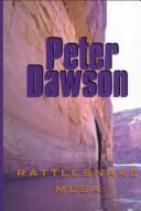 Cover of: Rattlesnake Mesa: a western story