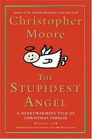 Cover of: The Stupidest Angel | Christopher Moore