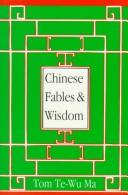Cover of: Chinese Fables and Wisdom