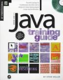 Cover of: Java training guide