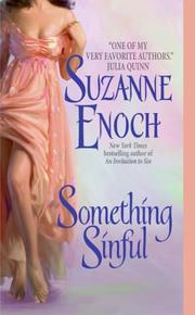 Cover of: Something Sinful |