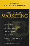 Cover of: Mission-based marketing