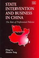 Cover of: State intervention and business in China | Ding Lu