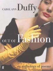 Cover of: Out of Fashion