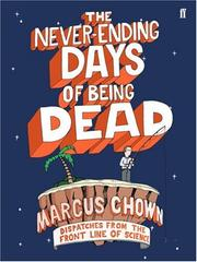 Cover of: The Never-Ending Days of Being Dead