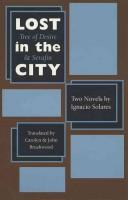 Cover of: Lost in the city