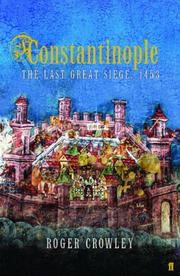 Cover of: Constantinople | Roger Crowley