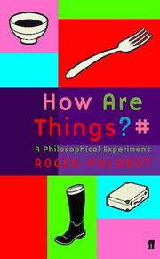Cover of: How Are Things?