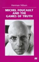 Cover of: Michel Foucault and the games of truth