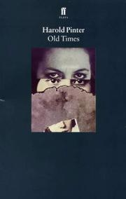 Cover of: Old times