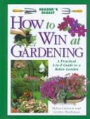 Cover of: How to win at gardening | Richard M. Jackson