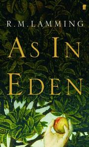 Cover of: As in Eden | R.M. Lamming