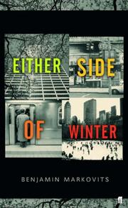 Cover of: Either Side of Winter | Benjamin Markovits