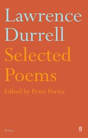Cover of: Selected Poems of Lawrence Durrell