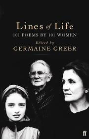 Cover of: Lines of Life