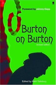 Cover of: Burton on Burton